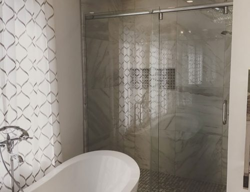 Salle de bain, Bromont
